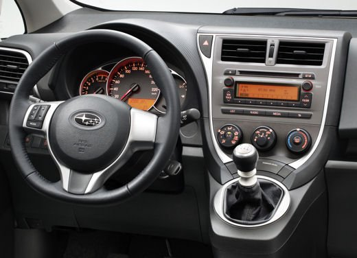 Subaru Trezia – Test Drive - Foto 4 di 12
