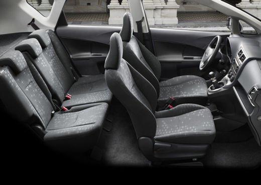 Subaru Trezia – Test Drive - Foto 5 di 12