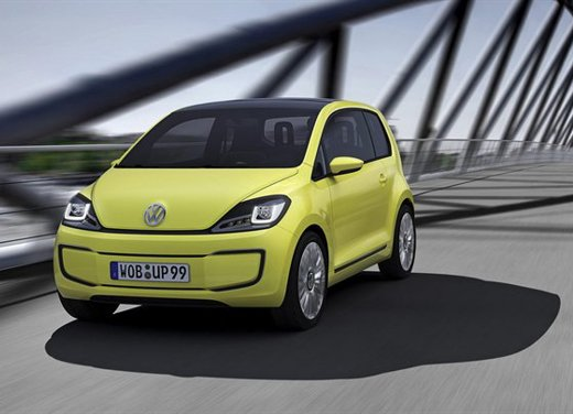 Volkswagen Up Blue-e-motion