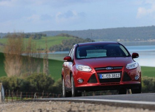 Ford Focus ECOnetic Technology