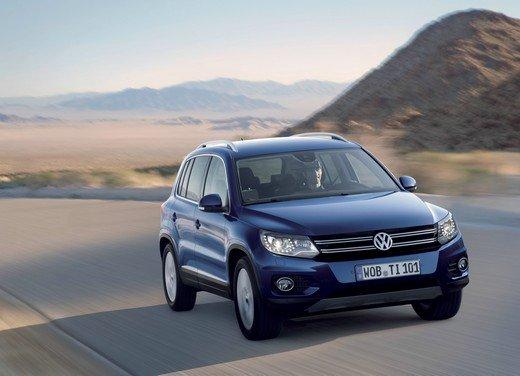 Volkswagen Tiguan la nuova generazione del SUV tedesco nel 2014 - Foto 14 di 17