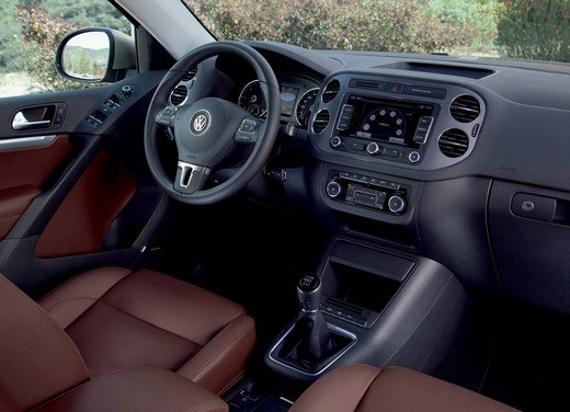 Volkswagen Tiguan la nuova generazione del SUV tedesco nel 2014 - Foto 15 di 17
