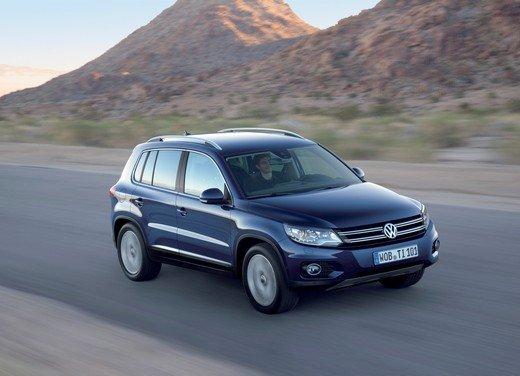 Volkswagen Tiguan la nuova generazione del SUV tedesco nel 2014 - Foto 13 di 17