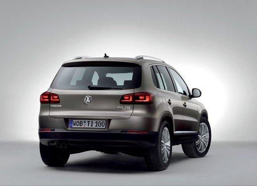 Volkswagen Tiguan la nuova generazione del SUV tedesco nel 2014 - Foto 17 di 17