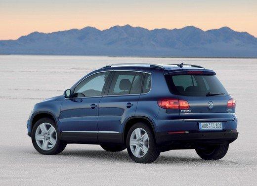 Volkswagen Tiguan la nuova generazione del SUV tedesco nel 2014 - Foto 12 di 17