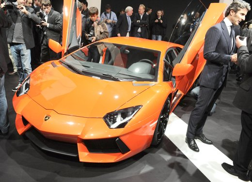 Lamborghini Aventador - Foto 3 di 22