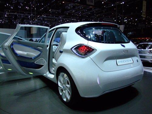 Renault Zoe - Foto 13 di 15