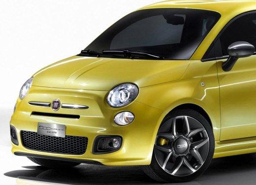 Fiat 500 Coupè Zagato - Foto 12 di 13