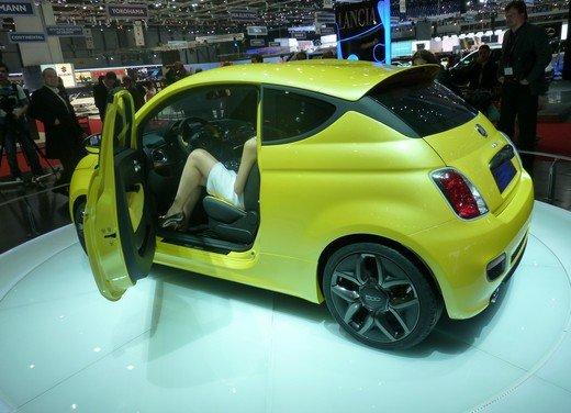 Fiat 500 Coupè Zagato - Foto 5 di 13