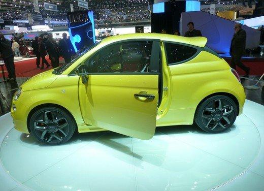 Fiat 500 Coupè Zagato - Foto 4 di 13