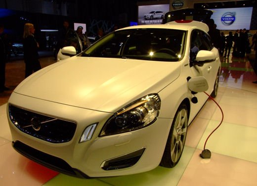 Volvo V60 Plug-In Hybrid provata per voi al Challenge Bibendum 2011 a Berlino - Foto 1 di 36