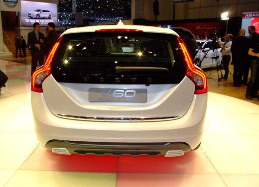 Volvo V60 Plug-In Hybrid provata per voi al Challenge Bibendum 2011 a Berlino - Foto 5 di 36