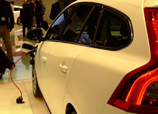 Volvo V60 Plug-In Hybrid provata per voi al Challenge Bibendum 2011 a Berlino - Foto 6 di 36
