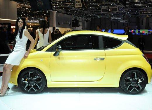 Fiat 500 Coupè Zagato - Foto 3 di 13