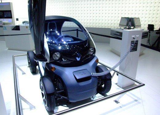 Renault protagonista di un convegno sulla mobilità elettrica