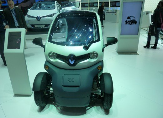 Renault protagonista di un convegno sulla mobilità elettrica - Foto 22 di 23
