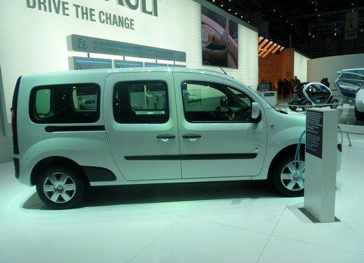 Renault protagonista di un convegno sulla mobilità elettrica - Foto 2 di 23