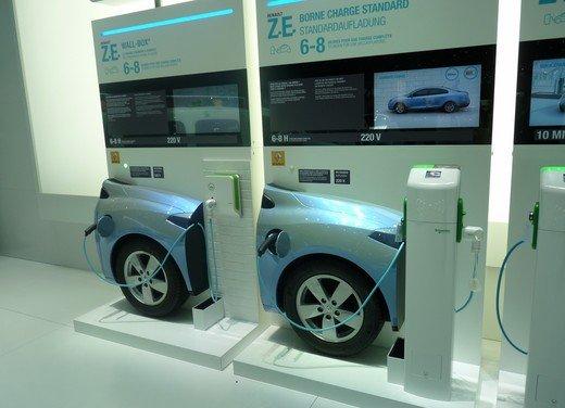 Renault protagonista di un convegno sulla mobilità elettrica - Foto 5 di 23