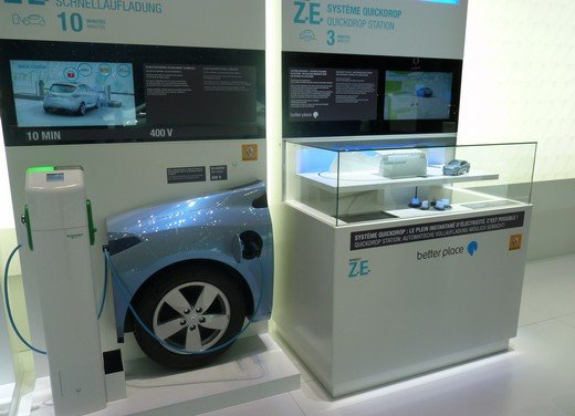 Renault protagonista di un convegno sulla mobilità elettrica - Foto 6 di 23