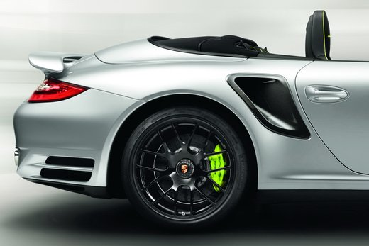 Porsche 911 Turbo S Edition 918 Spyder - Foto 7 di 16