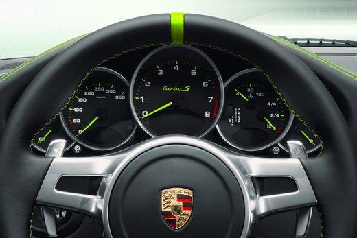 Porsche 911 Turbo S Edition 918 Spyder - Foto 9 di 16