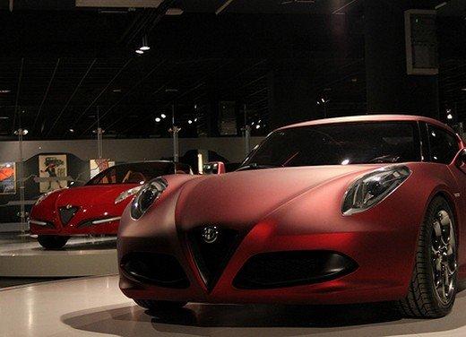 Alfa Romeo 4C al Museo Nazionale dell'Automobile - Foto 21 di 24