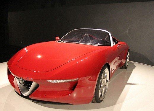 Alfa Romeo 4C al Museo Nazionale dell'Automobile - Foto 23 di 24