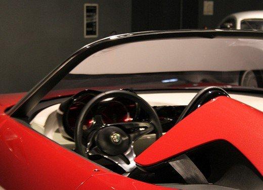 Alfa Romeo 4C al Museo Nazionale dell'Automobile - Foto 1 di 24