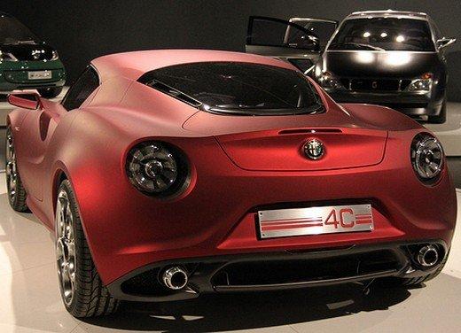 Alfa Romeo 4C al Museo Nazionale dell'Automobile - Foto 2 di 24