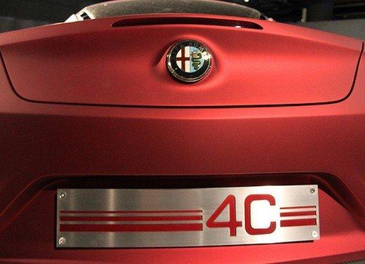 Alfa Romeo 4C al Museo Nazionale dell'Automobile - Foto 3 di 24
