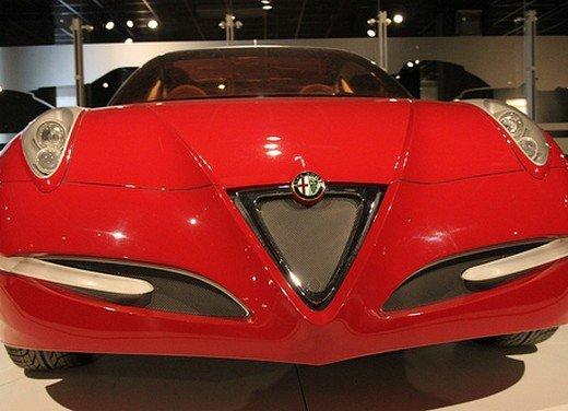 Alfa Romeo 4C al Museo Nazionale dell'Automobile - Foto 4 di 24