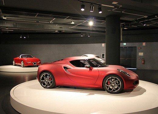 Alfa Romeo 4C al Museo Nazionale dell'Automobile - Foto 7 di 24