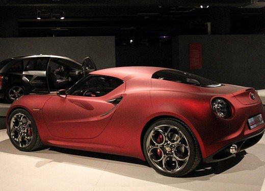 Alfa Romeo 4C al Museo Nazionale dell'Automobile - Foto 9 di 24