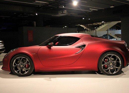 Alfa Romeo 4C al Museo Nazionale dell'Automobile - Foto 10 di 24