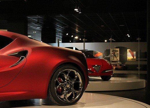 Alfa Romeo 4C al Museo Nazionale dell'Automobile - Foto 11 di 24