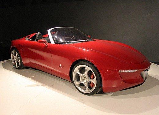 Alfa Romeo 4C al Museo Nazionale dell'Automobile - Foto 12 di 24