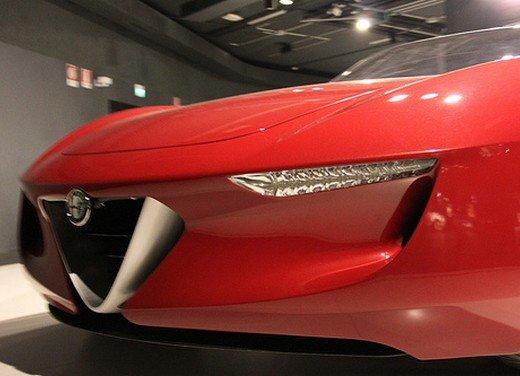 Alfa Romeo 4C al Museo Nazionale dell'Automobile - Foto 15 di 24