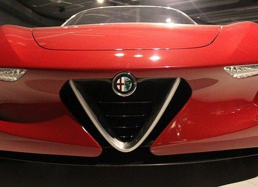Alfa Romeo 4C al Museo Nazionale dell'Automobile - Foto 16 di 24