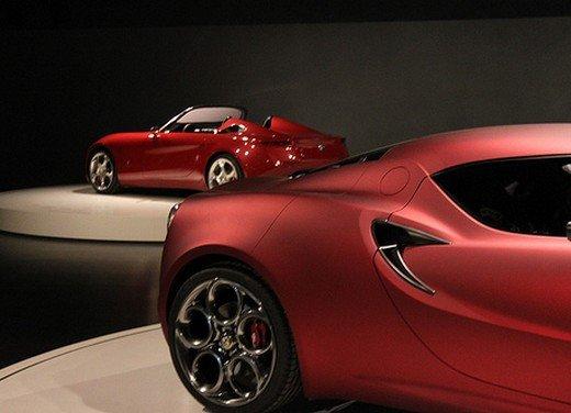 Alfa Romeo 4C al Museo Nazionale dell'Automobile - Foto 19 di 24