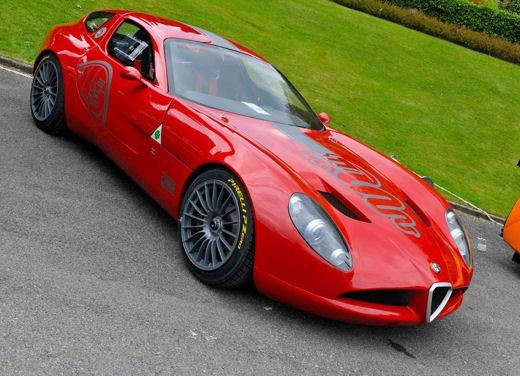 Alfa Romeo TZ4 Stradale