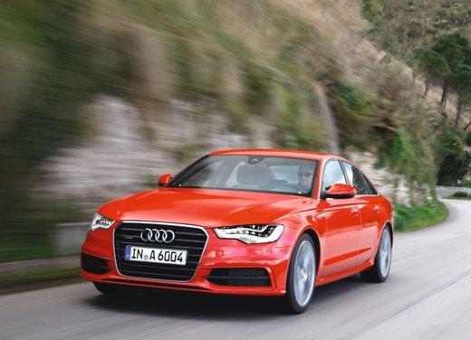 Nuova Audi A6 arriva in concessionaria aspettando la Audi A6 Avant e la Audi S6 - Foto 1 di 7