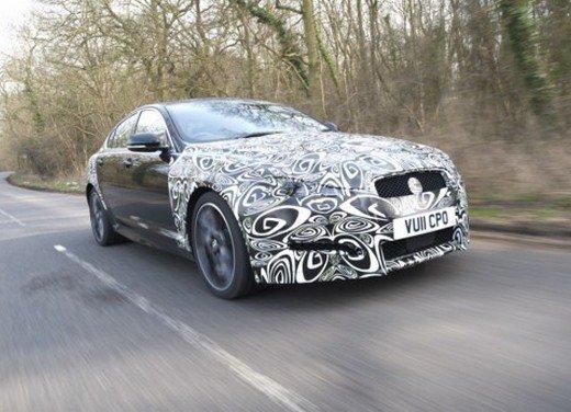 Jaguar XF – Test Drive: provata a Coventry la nuova berlina XF del Giaguaro