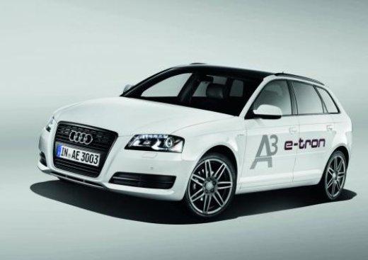 Nuova Audi A3 2012 disponibile in 4 varianti - Foto 10 di 22