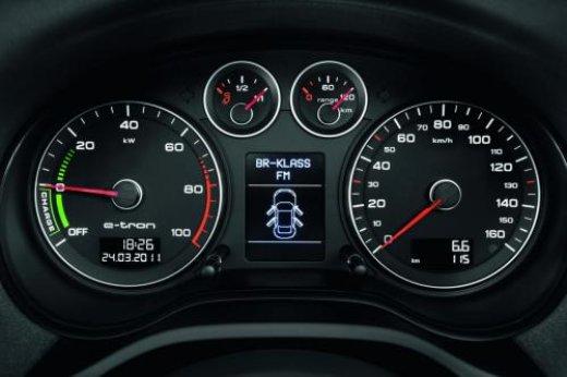 Nuova Audi A3 2012 disponibile in 4 varianti - Foto 14 di 22