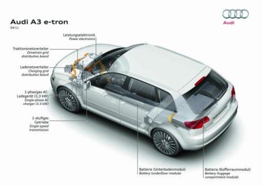 Nuova Audi A3 2012 disponibile in 4 varianti - Foto 17 di 22