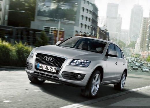 Audi Q5: caratteristiche, motori e prezzi