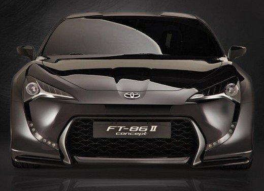 Toyota FT86: i dettagli della nuova coupé Toyota nata in collaborazione con Subaru - Foto 6 di 16