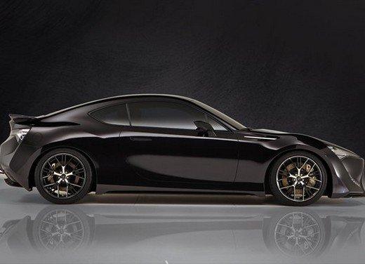 Toyota FT86: i dettagli della nuova coupé Toyota nata in collaborazione con Subaru - Foto 4 di 16