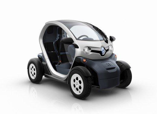 Renault Twizy ordinabile presso tutta la rete Renault