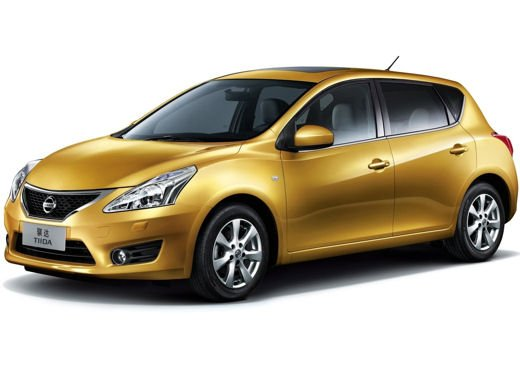 Nissan Tiida - Foto 2 di 10